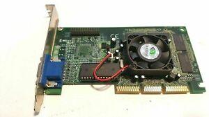Nvidia M64032-A4-Nv02-S1 Nvidia 32Mb Agp E-Tnt2 M64