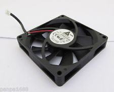 Protechnic Mga8012Xs-A15 Fan 12V .23A 2-Wire Bare Ends