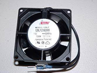 HP 5335A Universal Counter Fan Model 126 Lf