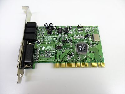 Creative Labs Ess Pci Slot Sound Card Mpb-000092 Rev 1.1