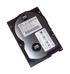 Fujitsu MPD3043AT hard disk drive 4.3GB 3.5 inch UDMA/66 low profile