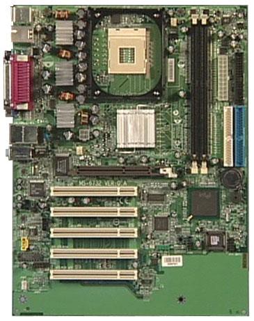 HP Motherboard System Board Durango Gle6