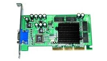 GeForce MX4000 DDR 64MB PCI Video VGA S-Vid