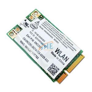 Dell NC293 Intel PRO/Wireless 3945ABG a/b/g Mini PCIe Vostro 1510