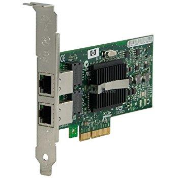 HP NC360T Dual Port Gigabit PCI-E Network Card HSTNS-BN16 {#63278