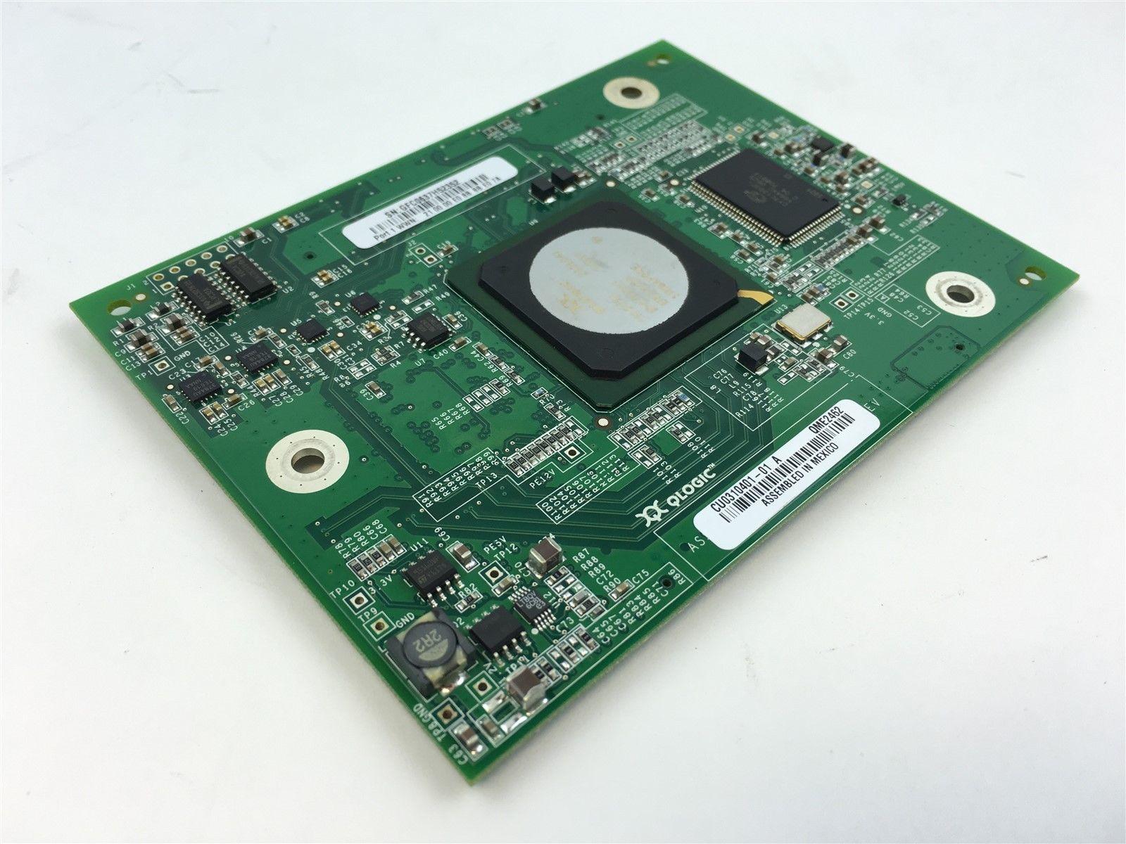 ND674 Dell PowerEdge 1955 4GB Fiber Channel PCI-E - Fibre Channel QLogic (QME2462) 2 Channel HBA