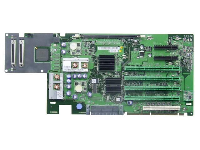 Dell NJ004 PCI-E PCI-X Riser Card PowerEdge 2800