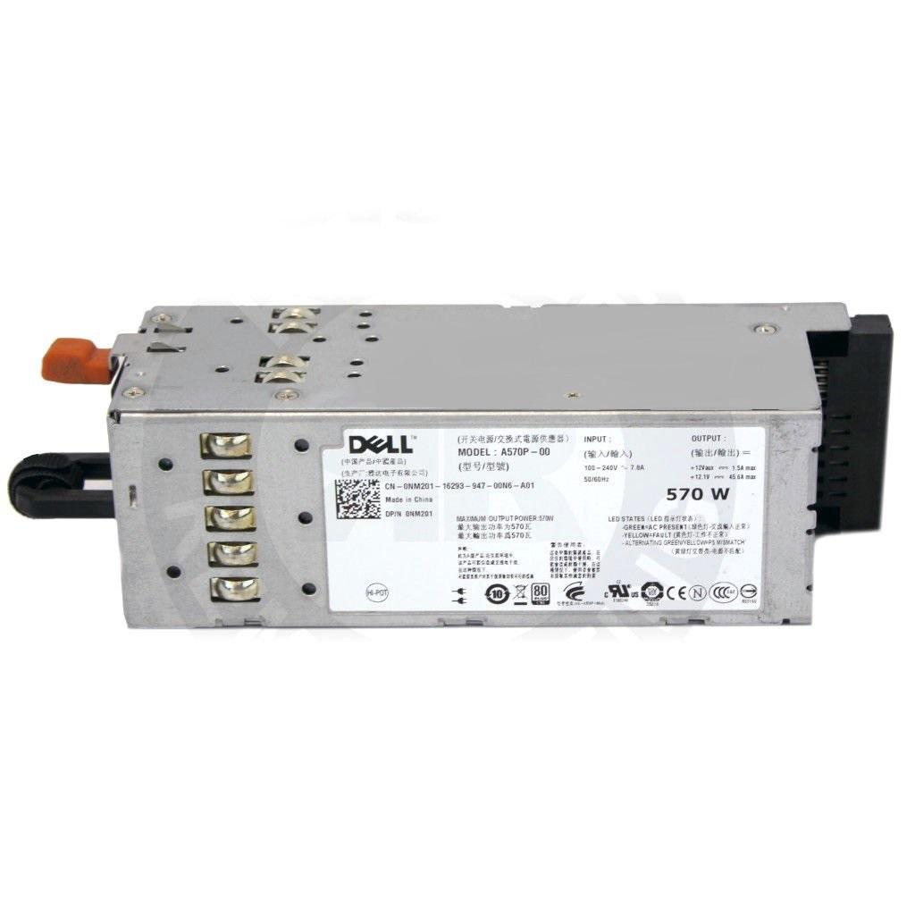 NM201 Dell PowerEdge R710 570W PSU