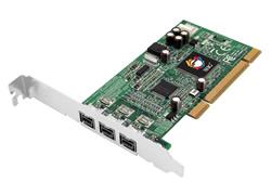NN-830112 SIIG FireWire 800 PCI-32T 2 x 9-pin FireWire 800 IEEE 1