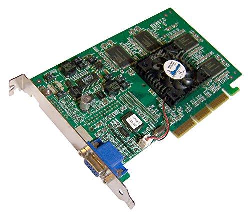 AGP card GeForce2 2Mx32 NV897.0 Rev C 32MB NVIDIA VGA Video