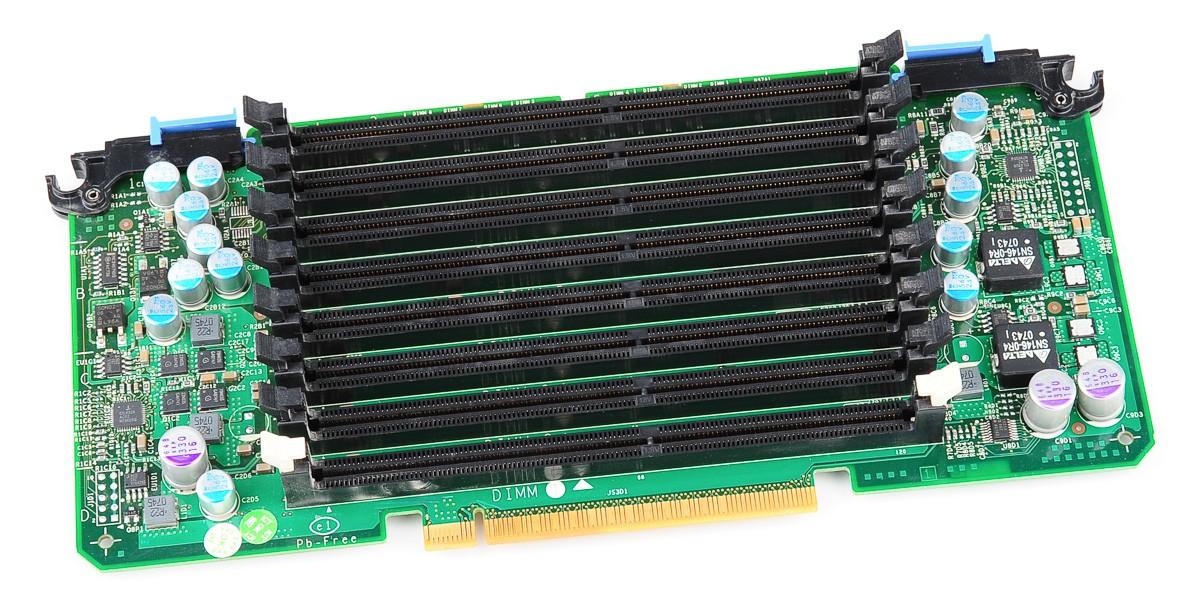 NX761 Dell PowerEdge R900 Memory Riser Board