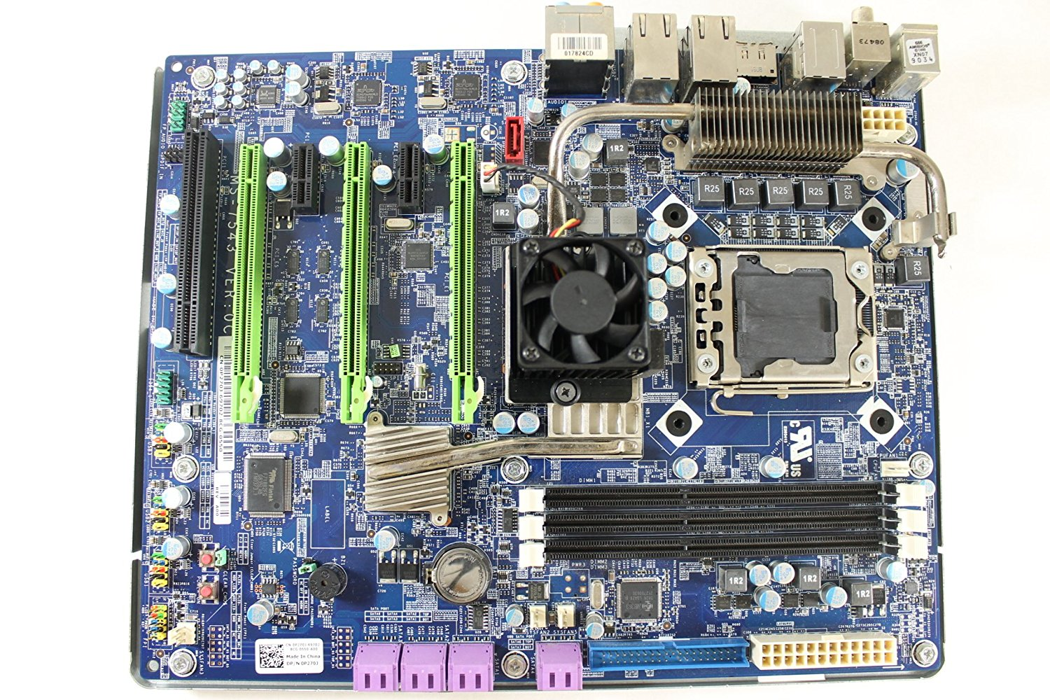 P270J Dell Dimension XPS 730 Core 2 Duo/Core 2 Quad/Core 2 Extreme System Board W/O CPU