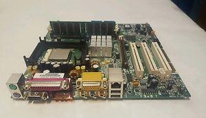 HP P4B-LA MS1191212-M8L131-A05-00155 Motherboard W/CPU/Heatsink