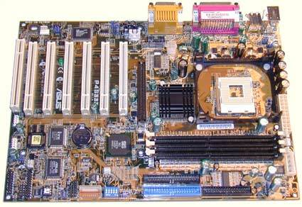 ASUS SYSTEMBOARD