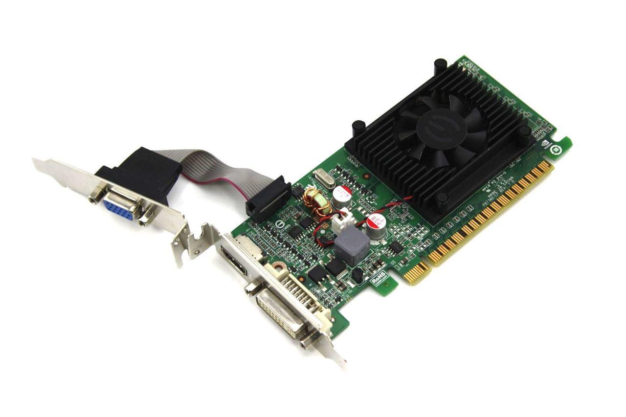 512MB DDR3 nVIDIA GeForce 210 HDMI/DVI/VGA PCI-e 2.0