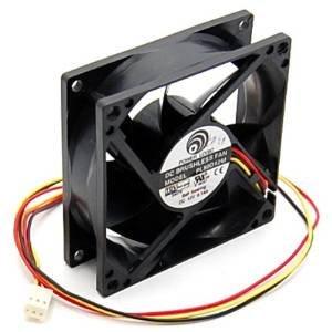 Pl80D12M 1 Case Fan Power Logic 80Mm