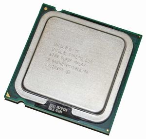 Dell Pn416 Cpu Core 2 Duo Quad E6700 2.66Ghz 4Mb Cache, 1066Mhz Fsb