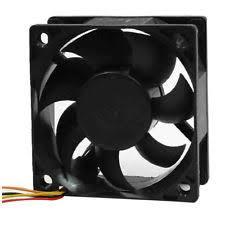 1pcs FOXCONN PVA080G12H-P00 12V 0.60A 8CM 8025 4-wire fan 5PIN