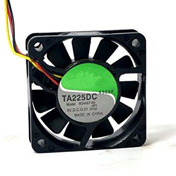 Nidec Ta2250c R34487-57 6015 Dc5v 0.31a 3pin