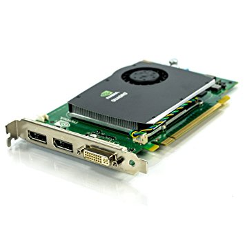 Oem Dell Nvidia Quadro Fx580 Gddr3 Video Card Phpr7 R784k