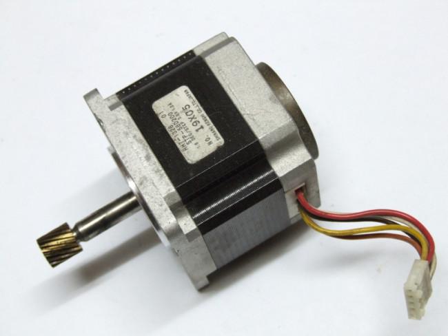 HP Rh7-1328 Drum Drive Motor 3.8V 1.2A 1.8 Step