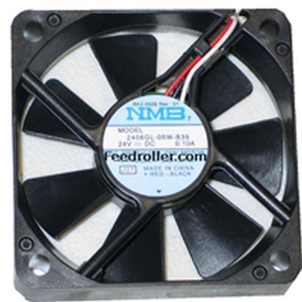 HP Rh7-1334 Fan Assy 24Vdc .06A 3-Wire