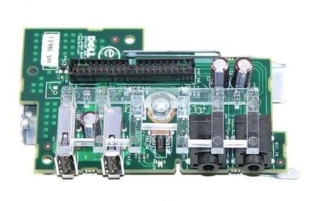 Dell RY698 Front I/O Panel Assy (0RY698)
