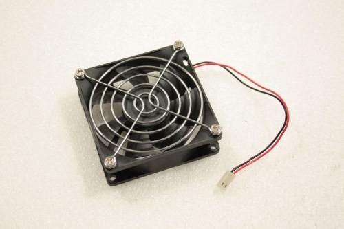 Genuine Atom S8025M 80mm Case Fan / DC 12V / 0.15A / MOLEX / Slee