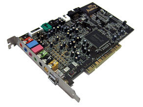 Creative Labs Sound Blaster Audigy 2 Sound Card