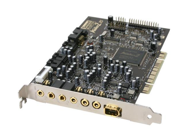 Soundblaster SB0350 PCI Audio Card FH CARD ONLY