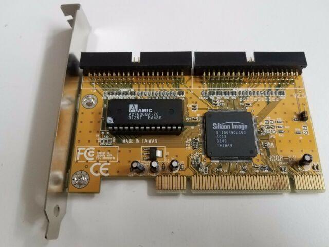 SIIG ATA/100 PCI controller