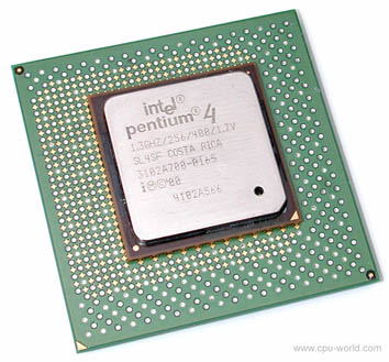 Intel Sl4Sf Cpu 1.3Ghz/256/400/1.7V