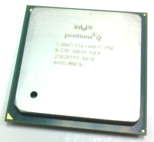 Intel Sl5Tk Cpu Pentium 4 - 1.7Ghz 256K/400 Socket 478