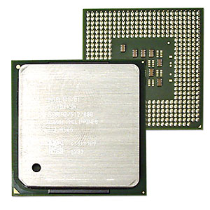 Intel SL6D6 CPU Pentium 4 - 2.26GHz 512KB Cache 533MHz S478
