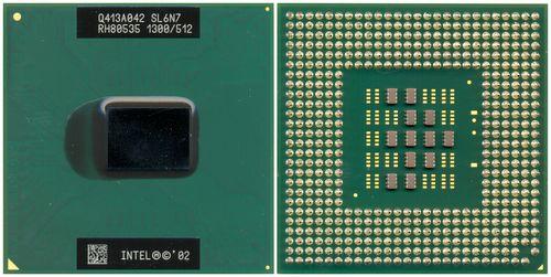Intel Sl6N7 Cpu 1.3Ghz Celeron 1300/512 Mobile
