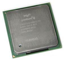 Intel Pentium 4 2.66GHz 533MHz Processor
