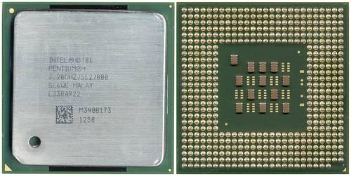 Intel Sl6Wg Cpu P4 3.2Ghz/512/800