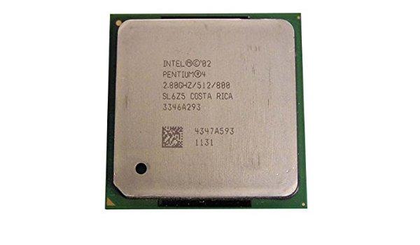 Intel 2.8Ghz/800Mhz/512kb /S478 Processor