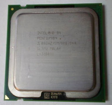 Sl7Pu Intel Pentium 4 530J 3.0Ghz 800Mhz Fsb 1Mb Lga 775
