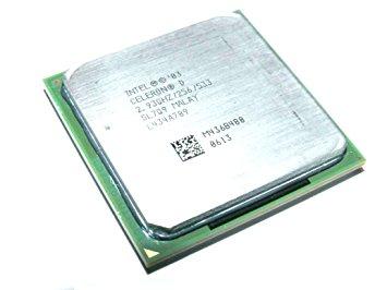 Intel Sl7Q9 Cpu Celeron 2.93Ghz/256/533
