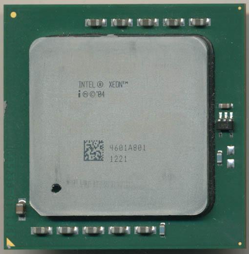 Xeon 3.2GHz 2Mb Cache 800FSB SKT 604 SL7ZE