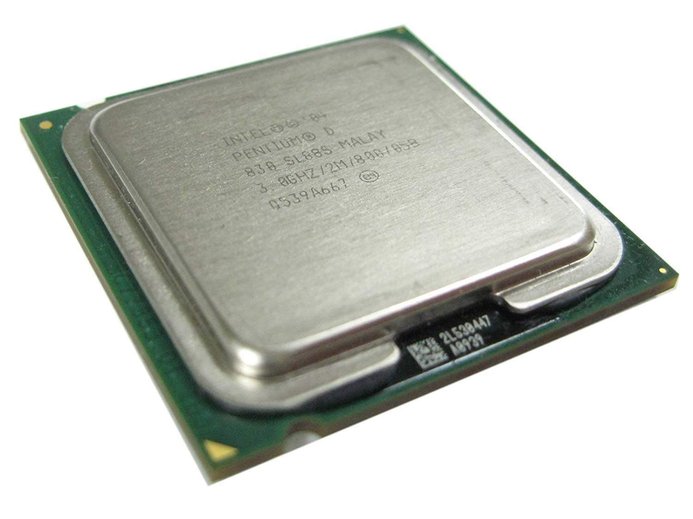 CPU PENTIUM D 830 3 GHZ 800 MHZ FSB 2 MB CACHE LGA775 1.25V-1.4V