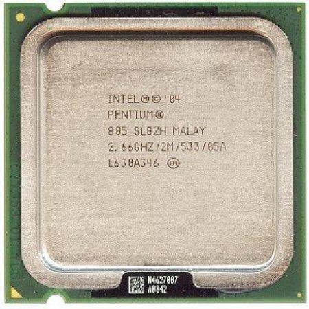 Sl8Zh Intel Pentium D 805 2.66 Mhz 533 Mhz 2Mb Lga775