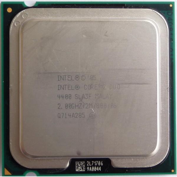 Intel Sla3F Core 2 Duo Cpu 2Ghz 2Mb 800Mhz Fsb Lga775