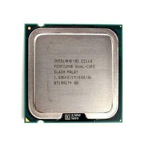 Intel Pentium Dual Core E2160 1 8 GHz 1M 800 SLA3H LGA 775