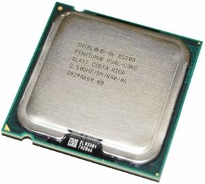 Intel Pentium Dual-Core E5200 SLAY7 2x2.5Ghz/2MB/800FSB Sockel/Socket LGA775 CPU