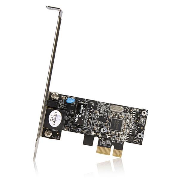 StarTech ST1000SPEX SP PCIe-x1 RJ45 FH ETH
