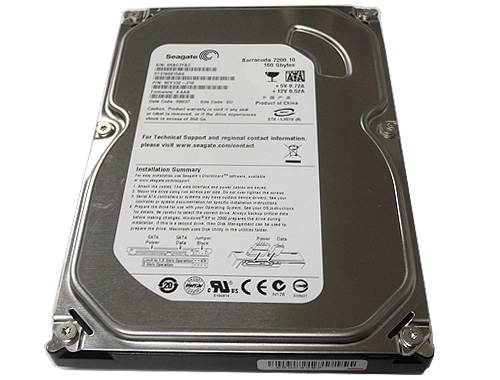 Seagate St3160815As 160Gb Sata 7200Rpm