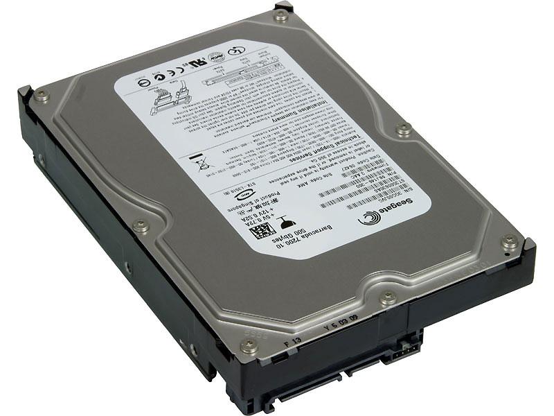500GB 7.2K SATA 3.5 3G 16MB