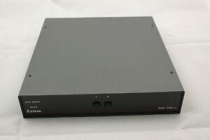 Extron SW2 VGAxi Audio / Video Switcher Box Module